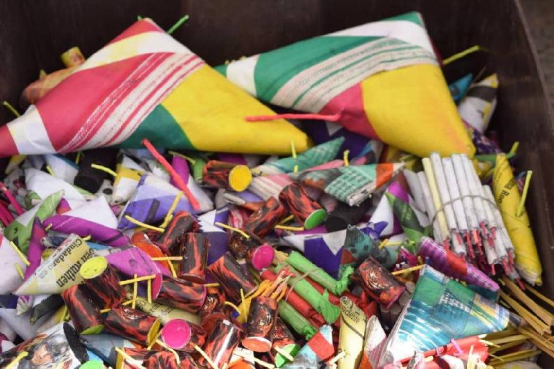 Cuál es el alcance de la prohibición de pirotecnia en Dolores |  Entrelíneas.info