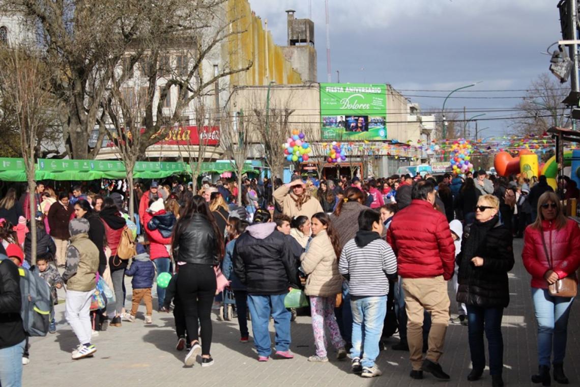 Imagen de Esta tarde comienza la Fiesta del Emprendedor en Dolores
