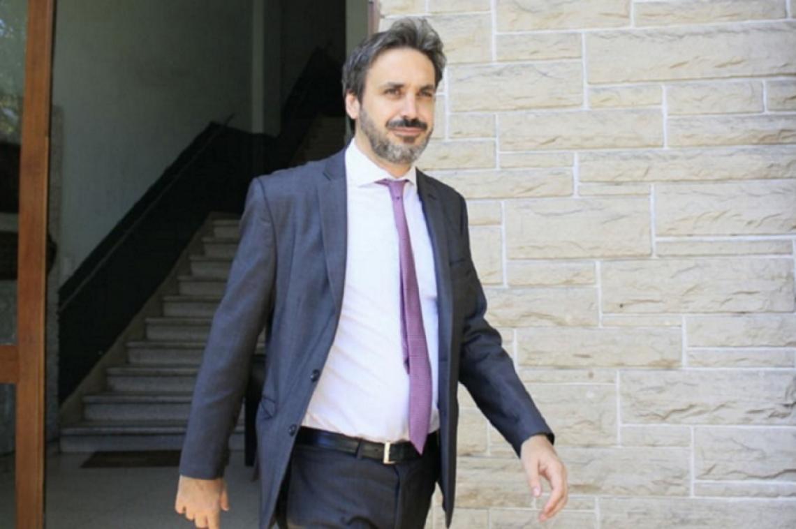 Alejo Ramos Padilla jura hoy como juez federal con competencia electoral  bonaerense | Entrelíneas.info