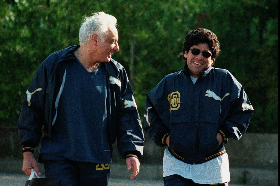 La conmoción de las figuras argentinas por la muerte de Maradona
