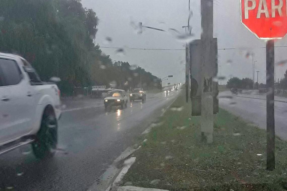 Alerta en Jujuy por fuertes tormentas