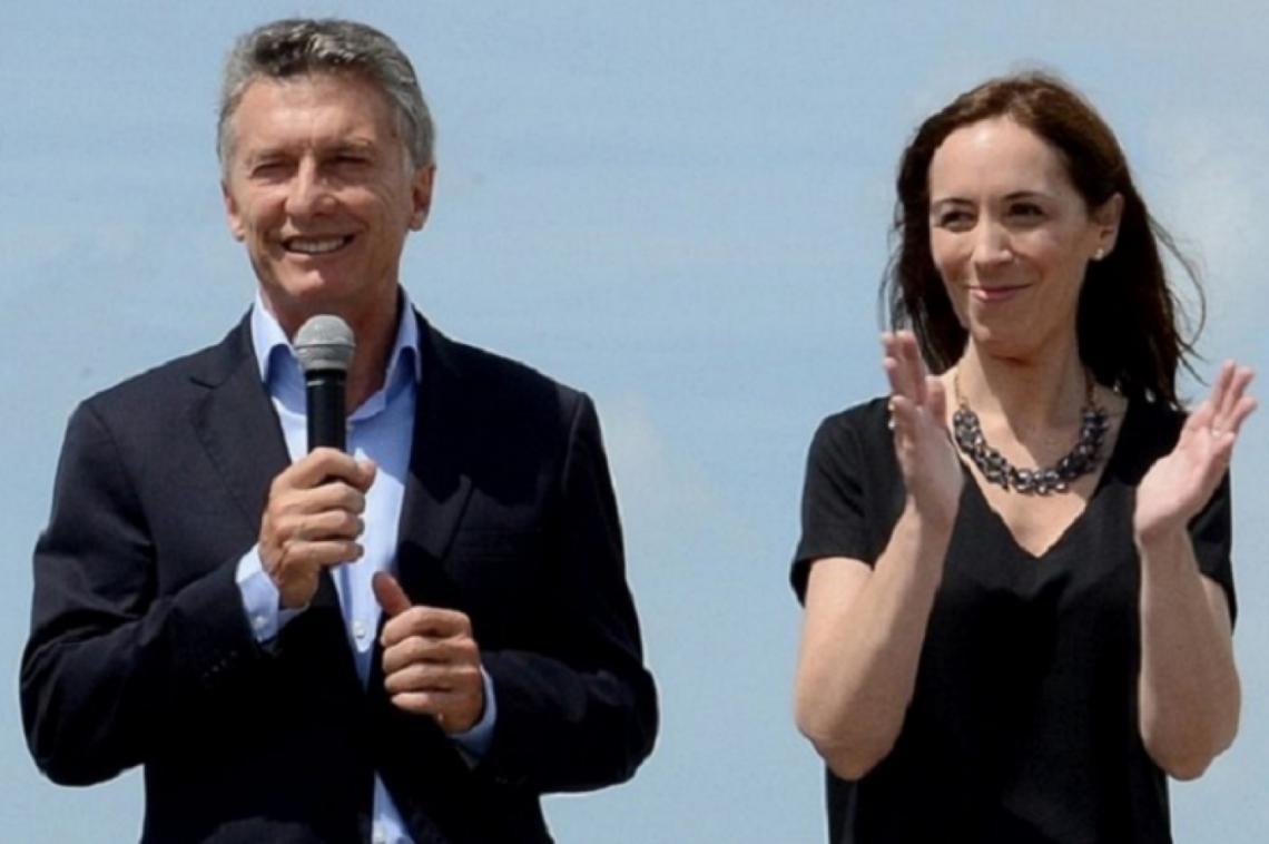 Imagen de Vidal confirmó que le pidió a Macri la actualización del Fondo del Conurbano por casi 20 mil millones