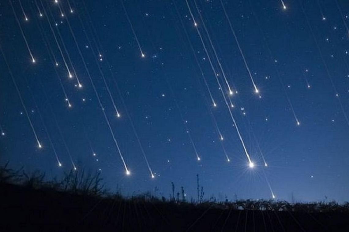 Lluvia de meteoritos Líridas, el fenómeno astronómico para ver en ...