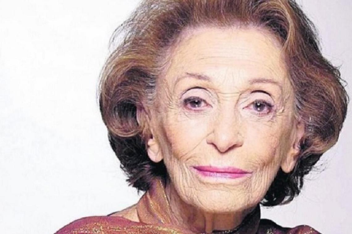 Dieron por muerta a la actriz Hilda Bernard y su familia lo desmintió |  Entrelíneas.info