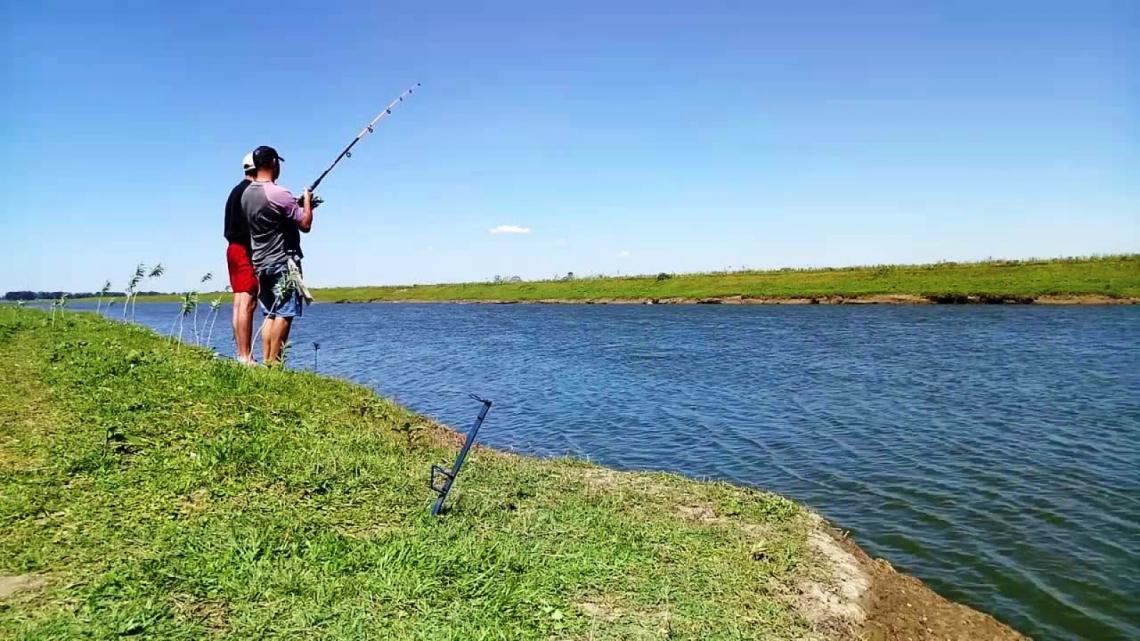 Dolores: cuál es el procedimiento para obtener el permiso de pesca ...