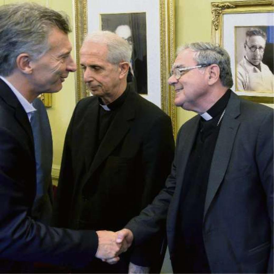 Imagen de Macri recibirá a los representantes de la Iglesia en un clima de tensión y desconfianza