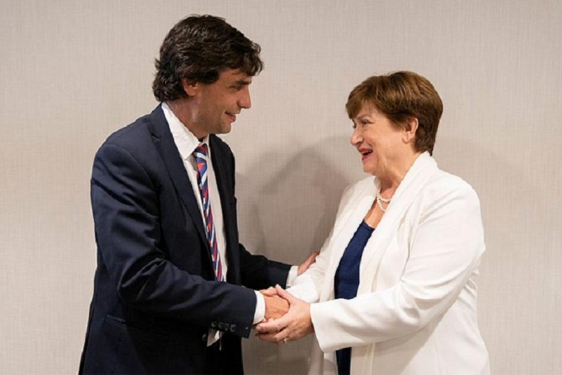 """Imagen de FMI: """"El programa continúa, pero aguardamos por el resultado electoral"""""""