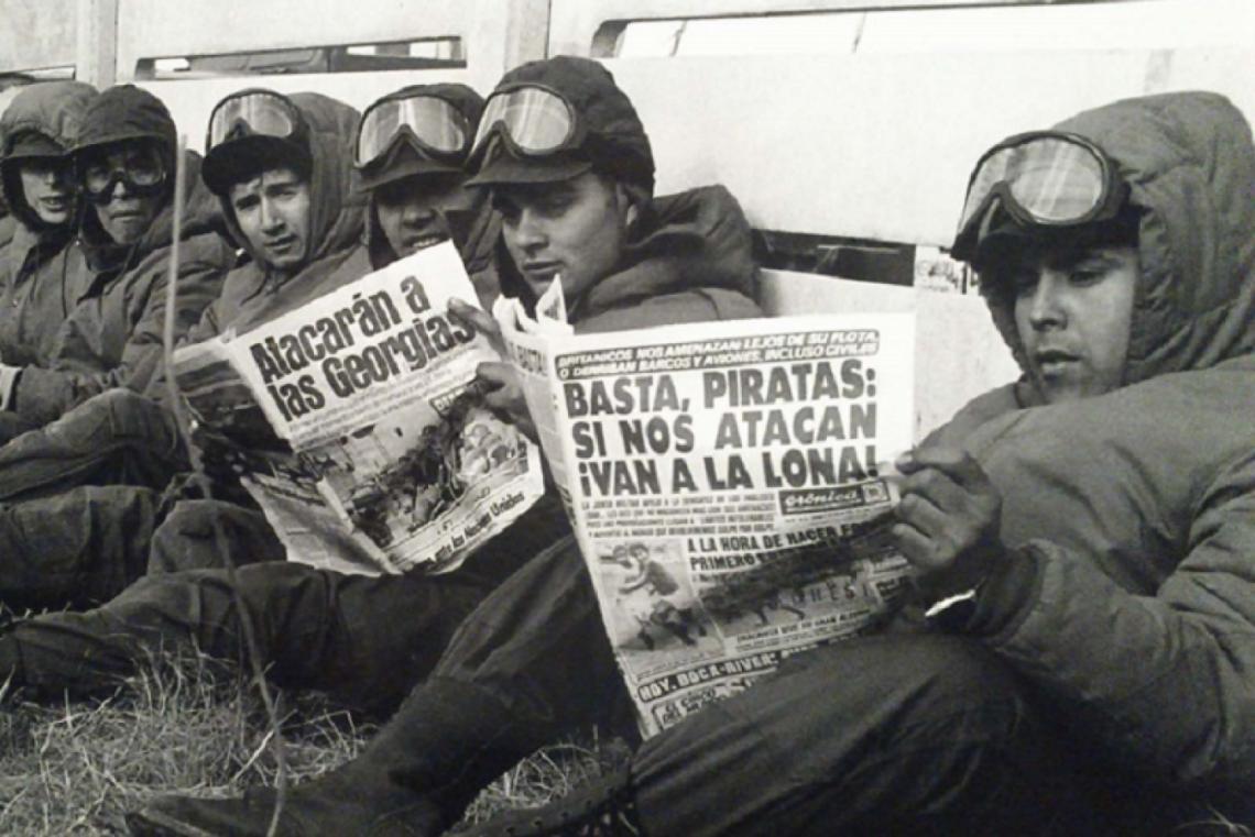 Malvinas: los números de una guerra que duró 74 días y mató a 649 argentinos | Entrelíneas.info