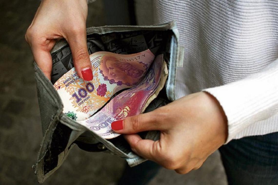Salarios siguen por debajo de la inflación: solo mejoraron 2,7% en febrero