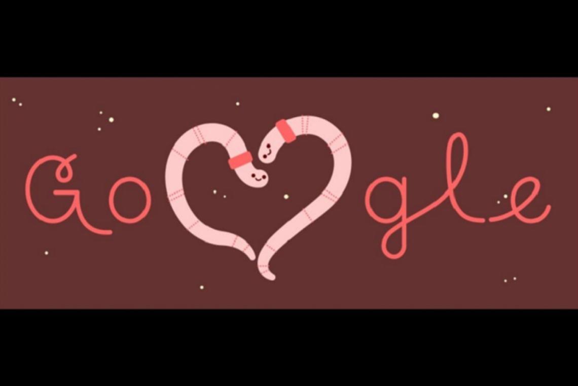 ¡Feliz San Valentín! El homenaje de Google al Día de los Enamorados