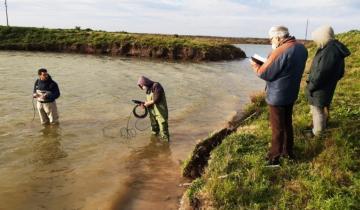 Imagen de General Lavalle: estudian la posibilidad de realizar acuicultura