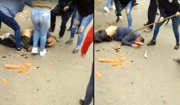 Imagen de Lincharon y empalaron a un hombre que intentó abusar de una vecina