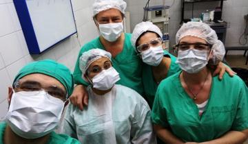 Imagen de Histórico: tras casi dos décadas se volvió a realizar una cirugía otorrinolaringóloga en un Hospital Municipal de La Costa