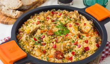 Imagen de Masterchef celebrities: recetas para preparar menudos de pollo