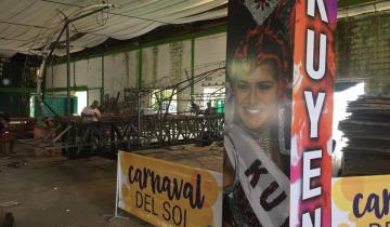 Imagen de Cómo se vive la previa del Carnaval del Sol en Dolores
