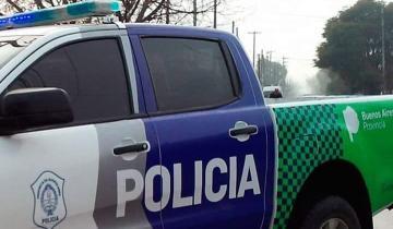 Imagen de Dolores: un auto atropelló a un barrendero mientras trabajaba