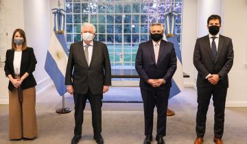 Imagen de Coronavirus: Alberto Fernández aseguró que la vacuna de Oxford contra el Covid 19 comenzará a ser distribuida en Argentina este verano