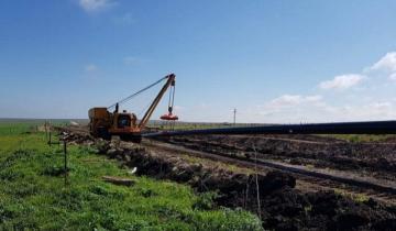 Imagen de Gasoducto de la Costa: estiman que la obra estará lista en 2019