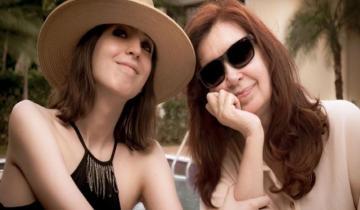 Imagen de Cristina Kirchner publicó la primera foto con Florencia desde su internación en Cuba