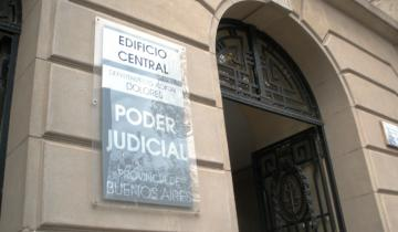 Imagen de Los judiciales bonaerenses anuncian un paro total para este jueves 22