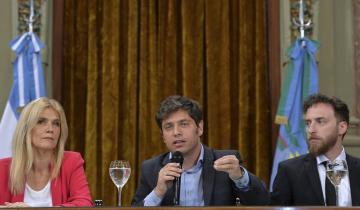 Imagen de Quedó trabado el paquete impositivo bonaerense