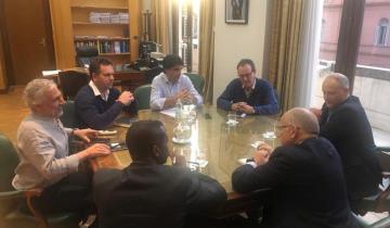 Imagen de Cómo fue el primer encuentro entre el FMI y Lacunza como nuevo ministro de Hacienda