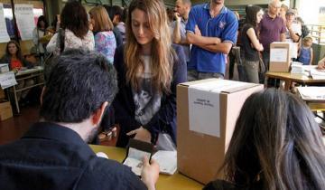 Imagen de Elecciones 2019: no aparecen en el padrón electoral nacional más de 400 mil jóvenes