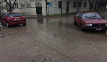 Imagen de Chocaron dos vehículos en Dolores: no hubo heridos