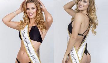Imagen de Miss Latinoamérica 2019: Argentina estará representada por la costera Eliana Ravera