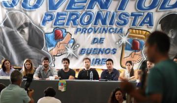 Imagen de Cardozo y Otermín encabezaron el homenaje de la Juventud Peronista Bonaerense a Néstor Kirchner en San Bernardo