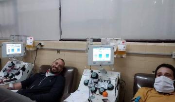 Imagen de Coronavirus: dos dolorenses donan plasma para pacientes infectados