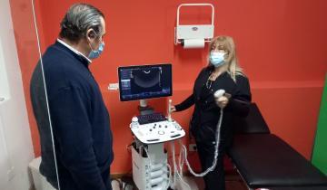 Imagen de Dolores: el hospital San Roque tendrá nuevo ecógrafo