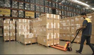 Imagen de Comenzó el operativo para desplegar más de 100.000 urnas en todo el país