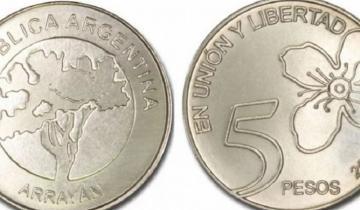 Imagen de Piden suspender por 6 meses la salida de circulación del billete de $5