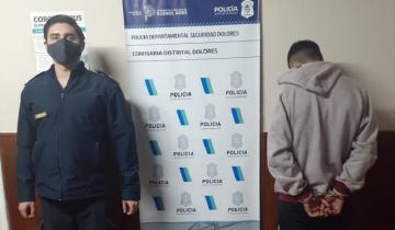 Imagen de Dolores: dos detenidos por el violento robo en la obra en construcción