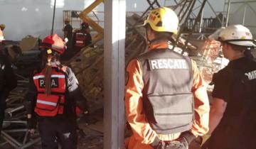 Imagen de Apareció una testigo clave en el derrumbe del aeropuerto en Ezeiza