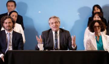 Imagen de Alberto Fernández anunció aumentos para jubilados, empleados públicos y salarios bajos