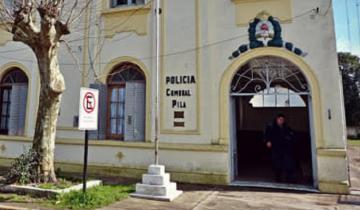 Imagen de Trasladaron a 37 efectivos policiales que se desempeñaban en Pila