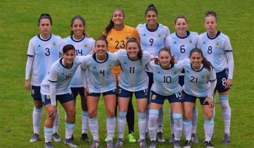 Imagen de Argentina juega con Inglaterra en la segunda fecha del Mundial de Francia
