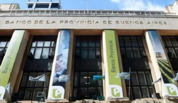 Imagen de El Banco Provincia saca un préstamo especial para pago de sueldos al 24%