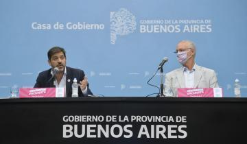 """Imagen de Bianco: """"Nos preocupa la variante Delta, los que incumplen el aislamiento son irresponsables"""""""