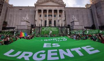 Imagen de El proyecto de ley para la legalización del aborto obtuvo dictamen y será tratado el martes 29