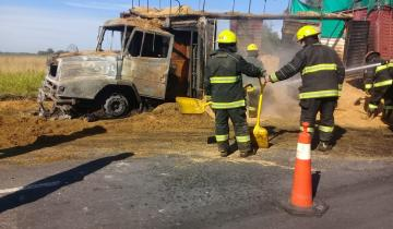 Imagen de Un muerto tras un fatal accidente en la ruta 41