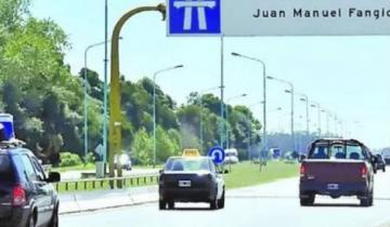 Imagen de Robo millonario en la Autovía 2