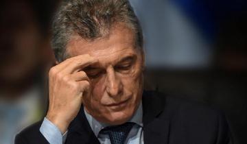 Imagen de El Riesgo País superó los 2.000 puntos y Macri convocó de urgencia a su gabinete