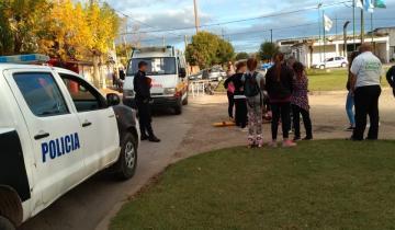 Imagen de Dos accidentes se produjeron esta tarde en Dolores