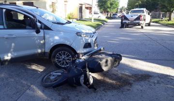 Imagen de Una persona herida tras un accidente en Dolores