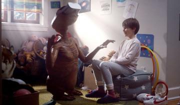 Imagen de El regreso de ET, el extraterrestre, la taquillera creación de Steve Spielberg