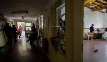 Imagen de Aumenta a 35 el número de evacuados en Mar del Plata a raíz del temporal