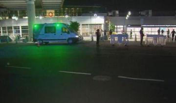 Imagen de Gran operativo por una amenaza terrorista en el Aeropuerto Ezeiza